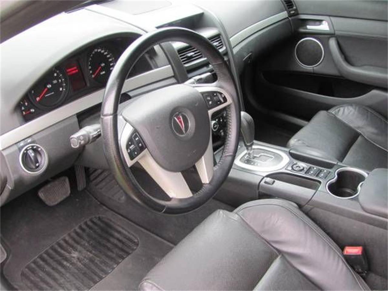 2008 Pontiac G8 (CC-1162715) for sale in Cadillac, Michigan
