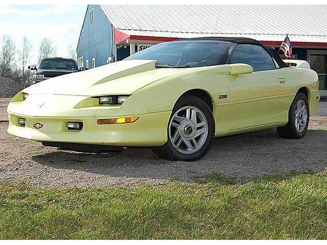 1995 Chevrolet Camaro (CC-1162887) for sale in Malone, New York