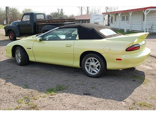 1995 Chevrolet Camaro (CC-1162887) for sale in Malone, New York