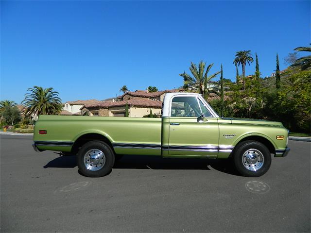 1970 Chevrolet C/K 20 (CC-1162953) for sale in Orange, California