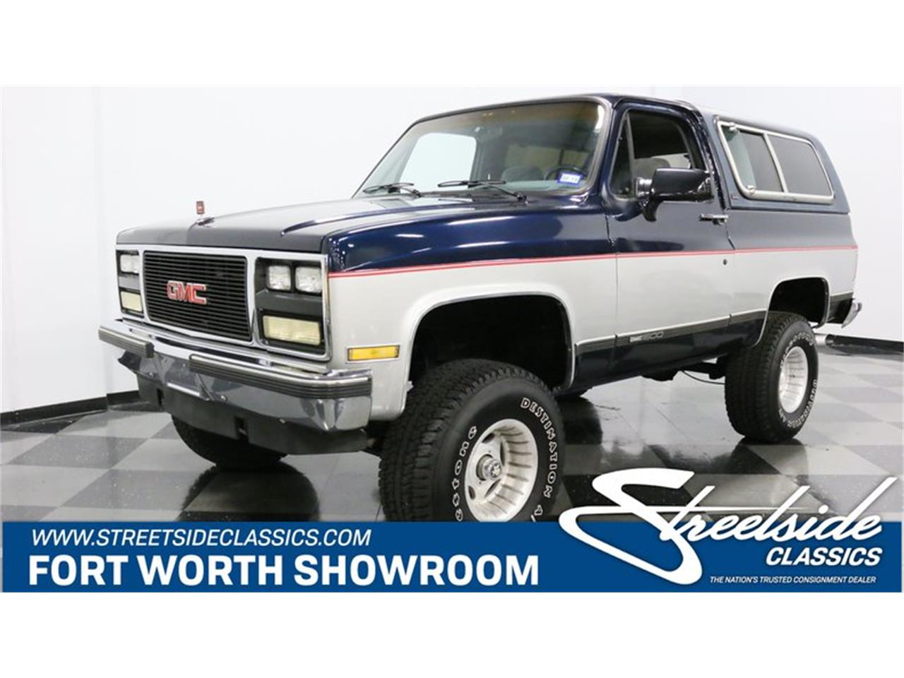 1990 Gmc Jimmy For Sale Classiccars Com Cc 1163000