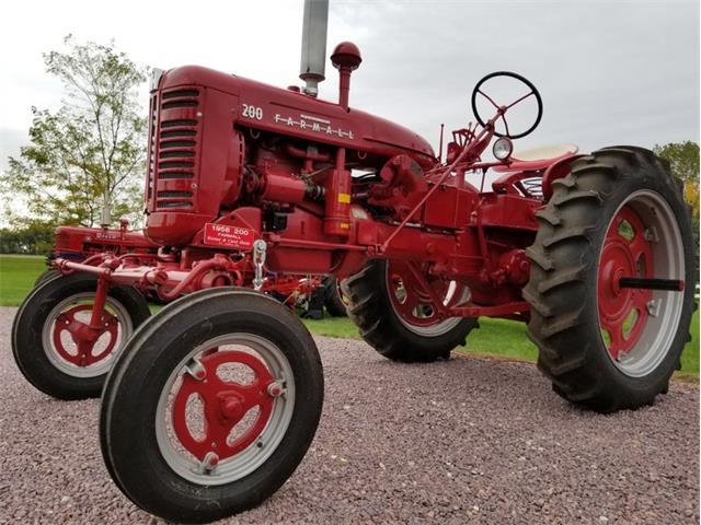1956 Farmall 200 (CC-1163054) for sale in Mankato, Minnesota