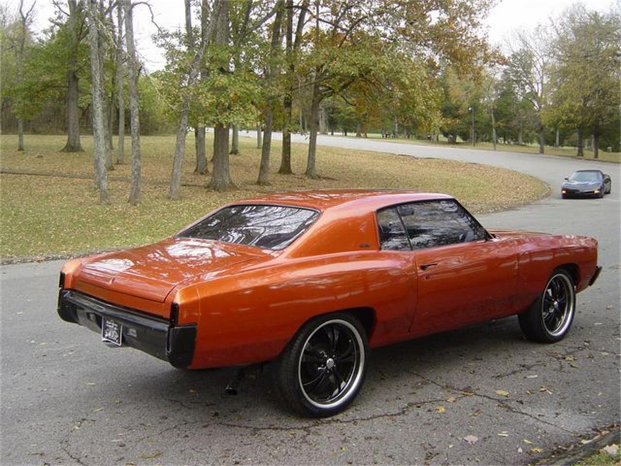 1970 Chevrolet Monte Carlo for Sale   ClassicCars.com   CC ...