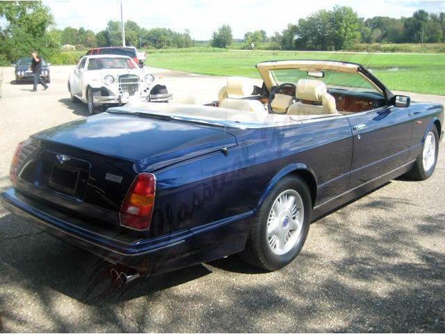 1996 Bentley Azure (CC-1163411) for sale in Arlington, Texas
