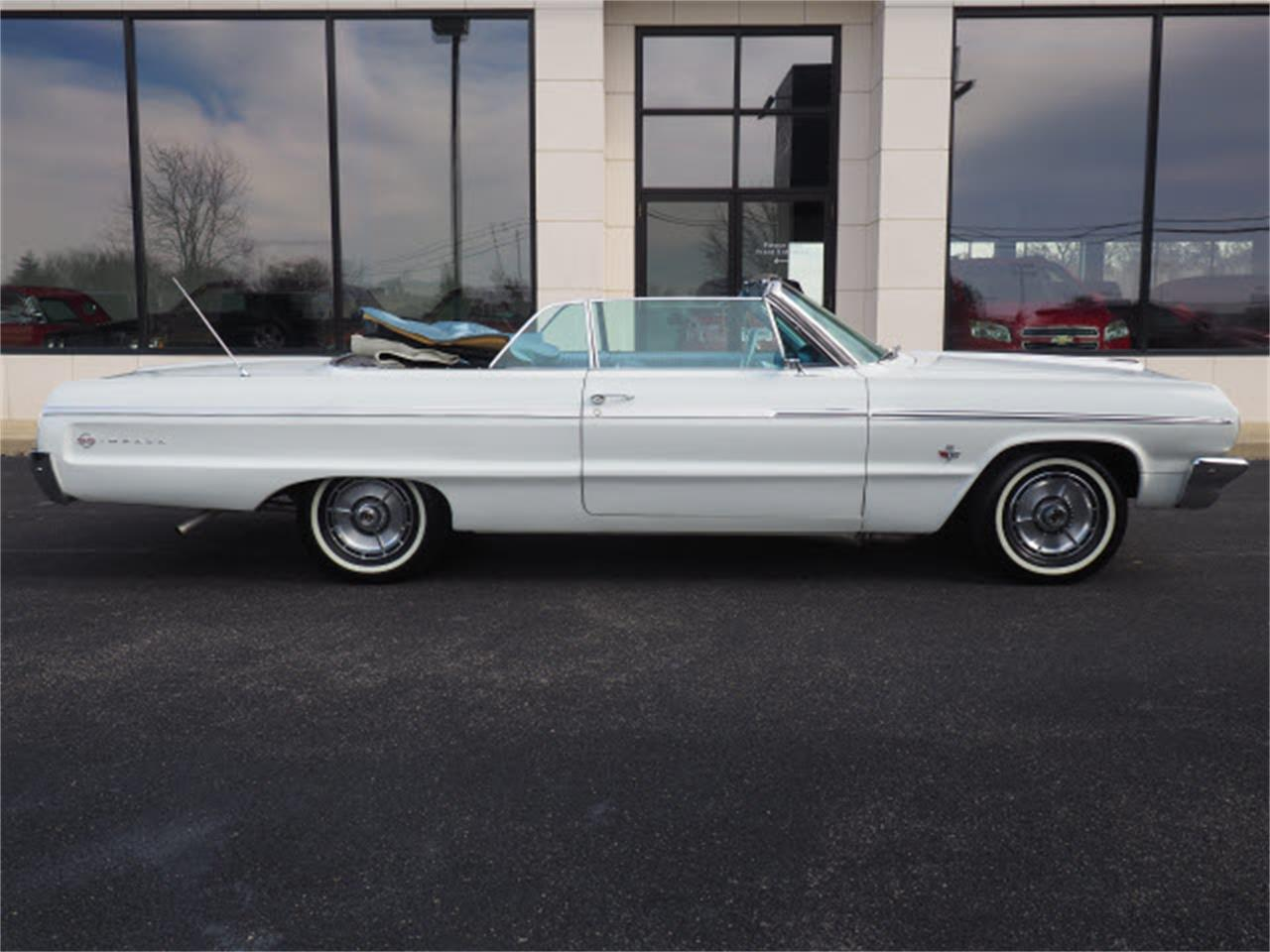 1964 Chevrolet Impala (CC-1163492) for sale in Marysville, Ohio
