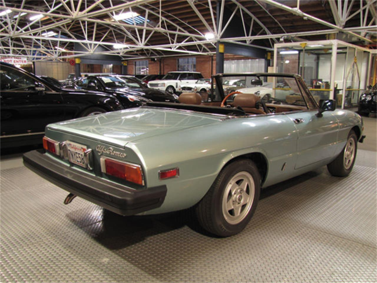 1982 Alfa Romeo Spider (CC-1163510) for sale in Hollywood, California