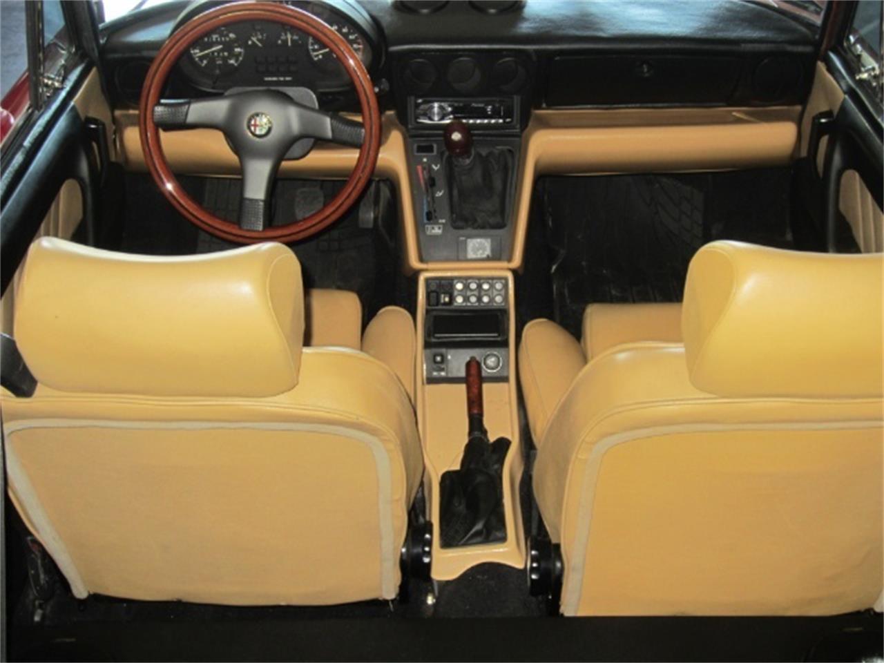 1991 Alfa Romeo Spider (CC-1163515) for sale in Delray Beach, Florida