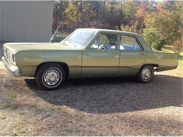 1968 Plymouth Valiant (CC-1163676) for sale in Cadillac, Michigan