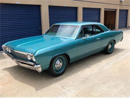 1967 Chevrolet Malibu (CC-1163697) for sale in Cadillac, Michigan