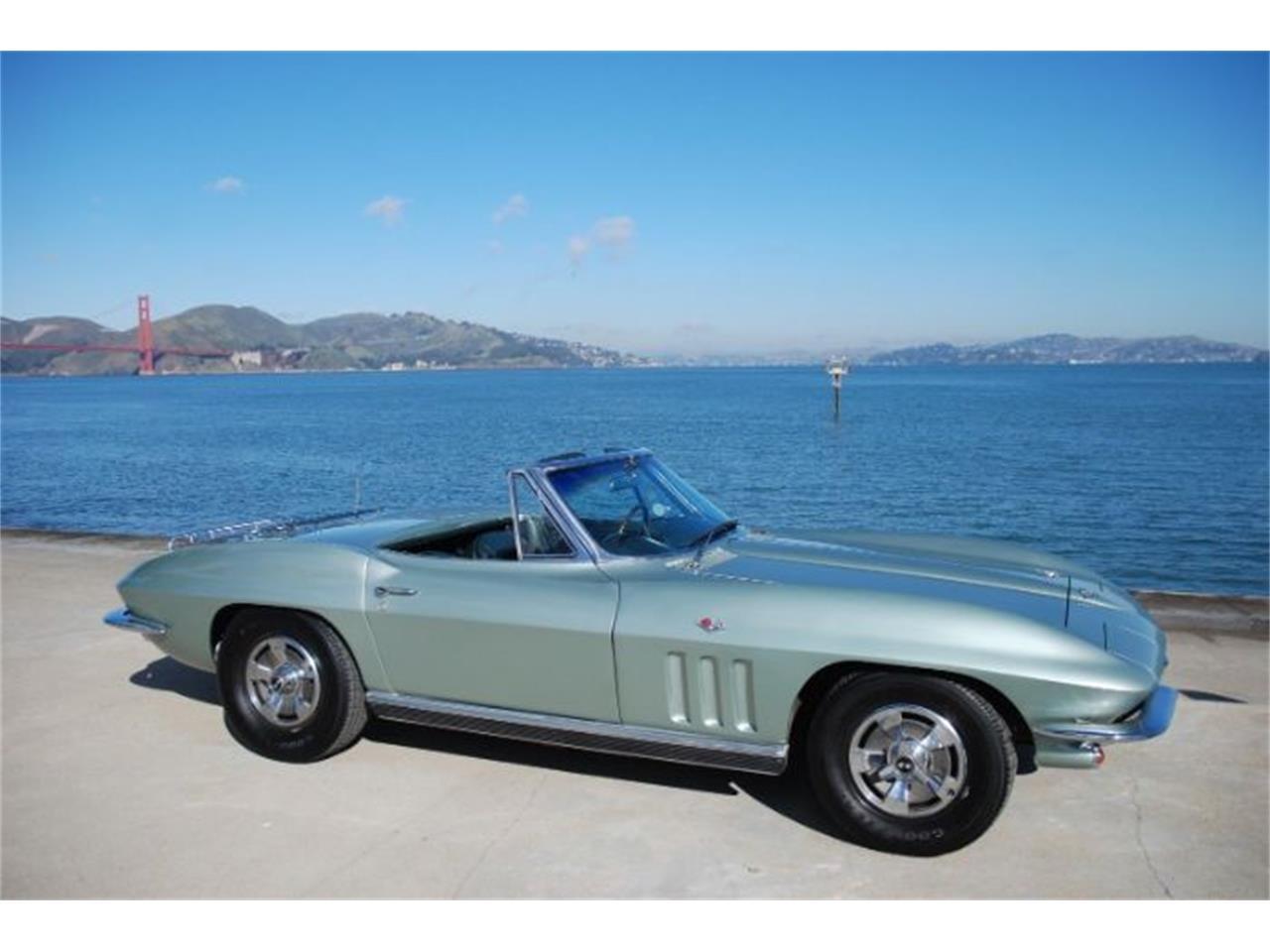 1966 Chevrolet Corvette (CC-1163701) for sale in Cadillac, Michigan