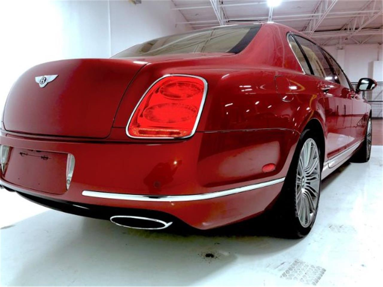 2011 Bentley Flying Spur (CC-1163710) for sale in Cadillac, Michigan
