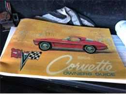 1964 Chevrolet Corvette (CC-1163714) for sale in Cadillac, Michigan
