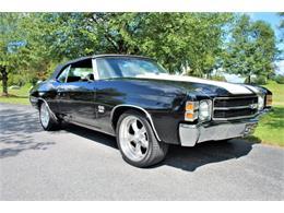 1971 Chevrolet Chevelle (CC-1163718) for sale in Cadillac, Michigan