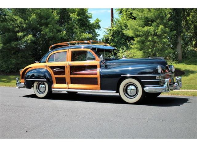 1947 Chrysler TC by Maserati (CC-1163719) for sale in Cadillac, Michigan