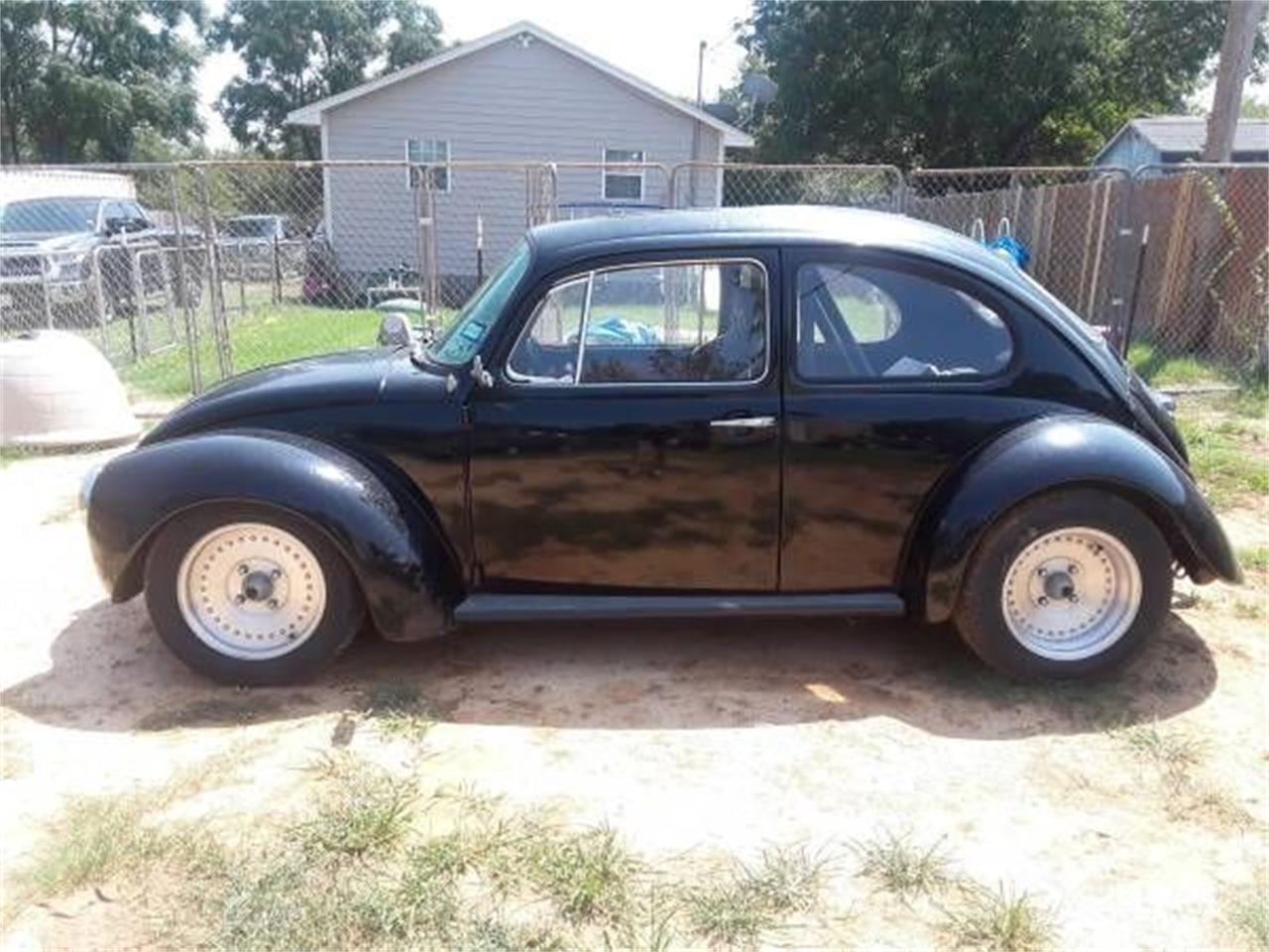 1973 Volkswagen Beetle (CC-1163720) for sale in Cadillac, Michigan