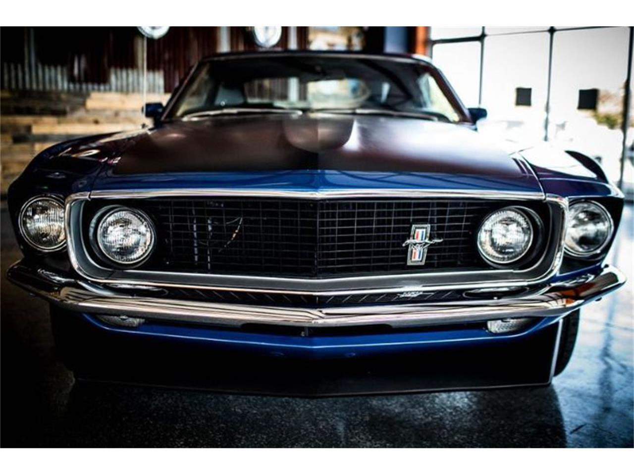 1969 Ford Mustang (CC-1163746) for sale in Cadillac, Michigan
