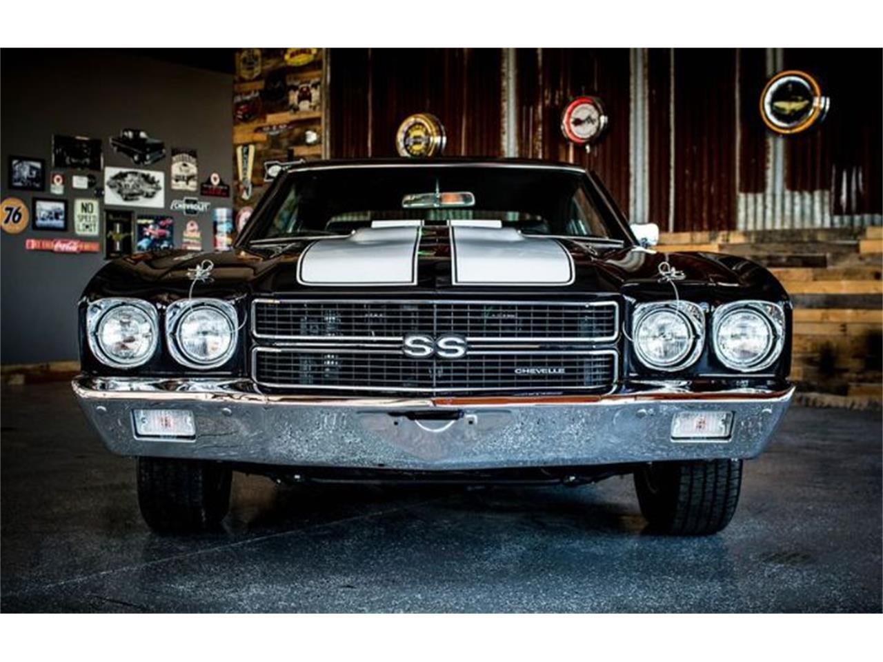 1970 Chevrolet Chevelle (CC-1163750) for sale in Cadillac, Michigan