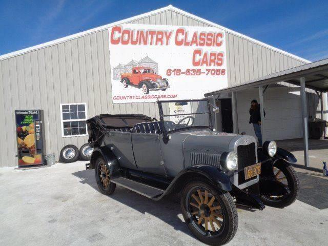 1927 Chevrolet Touring (CC-1163778) for sale in Staunton, Illinois