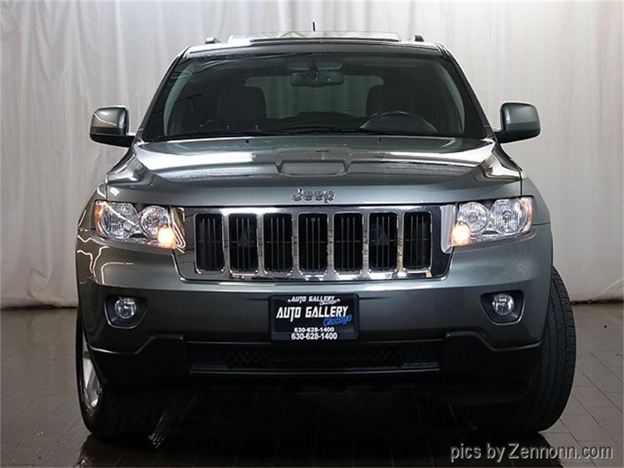 2012 Jeep Grand Cherokee (CC-1163814) for sale in Addison, Illinois