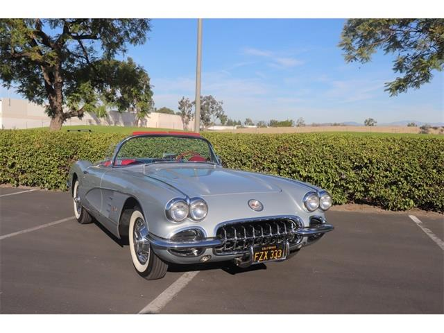 1960 Chevrolet Corvette (CC-1163872) for sale in Anaheim, California