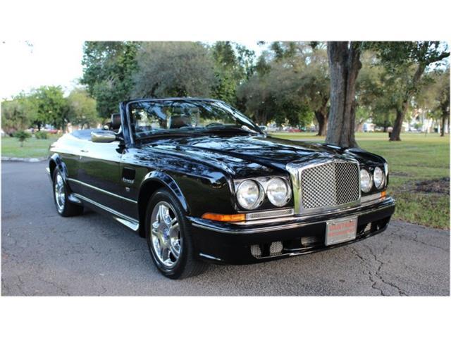 2003 Bentley Azure (CC-1163913) for sale in North Miami , Florida