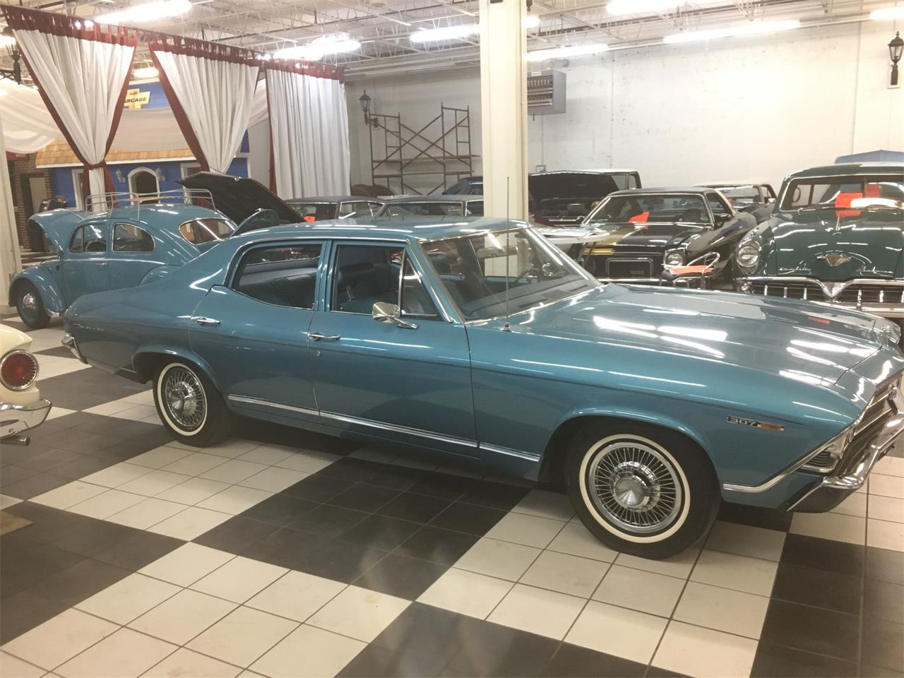 1969 Chevrolet Malibu (CC-1164009) for sale in Annandale, Minnesota