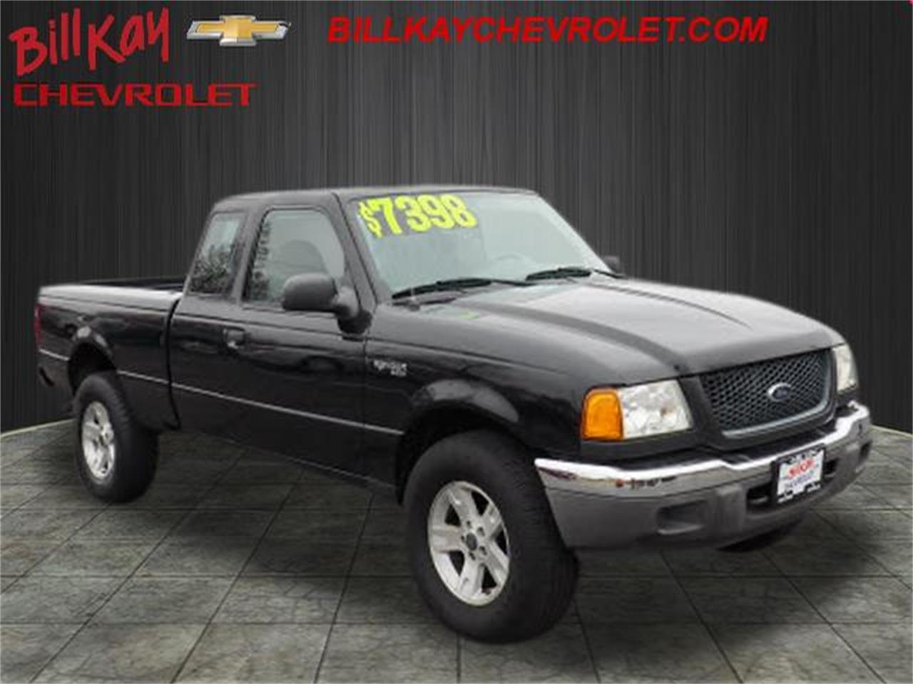 2003 Ford Ranger For Sale >> 2003 Ford Ranger For Sale Classiccars Com Cc 1164034