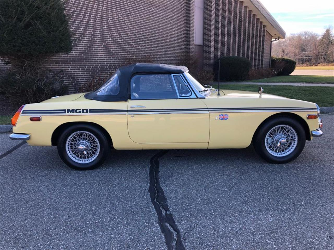 1970 MG MGB (CC-1164199) for sale in Milford City, Connecticut