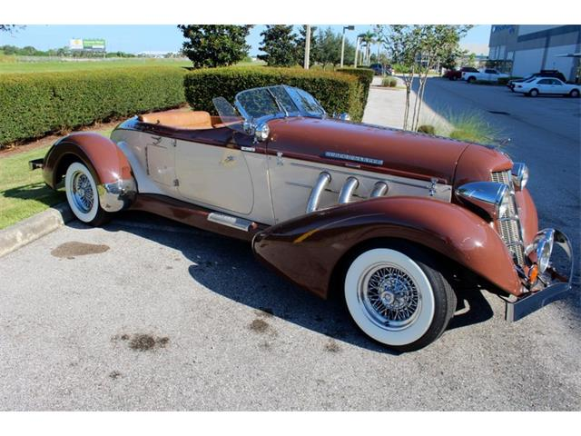 1936 Auburn Speedster (CC-1164251) for sale in Sarasota, Florida