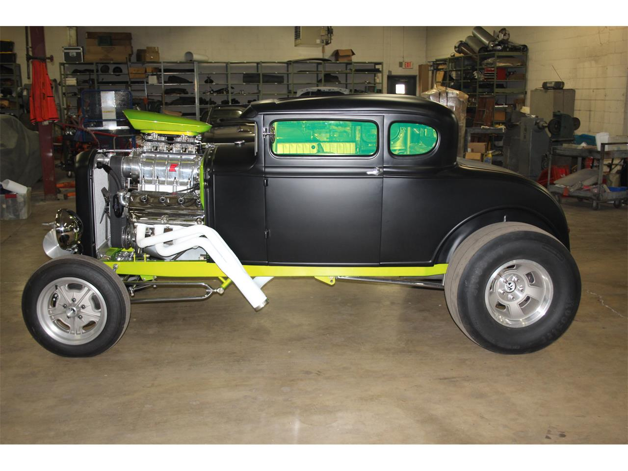 1931 Ford Coupe (CC-1164284) for sale in lake zurich, Illinois