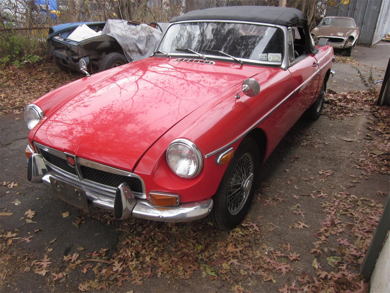 1973 MG MGB (CC-1164296) for sale in Stratford, Connecticut