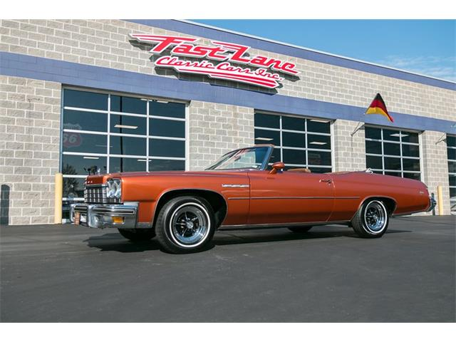 1975 Buick LeSabre (CC-1164352) for sale in St. Charles, Missouri