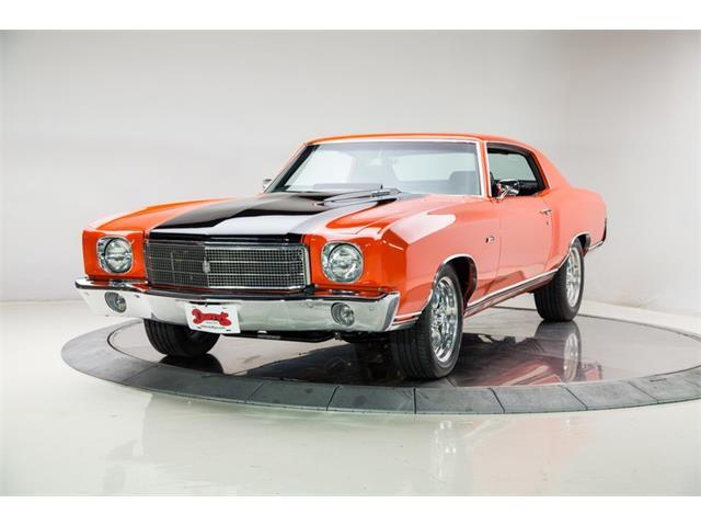 1970 Chevrolet Monte Carlo (CC-1164374) for sale in Cedar Rapids, Iowa