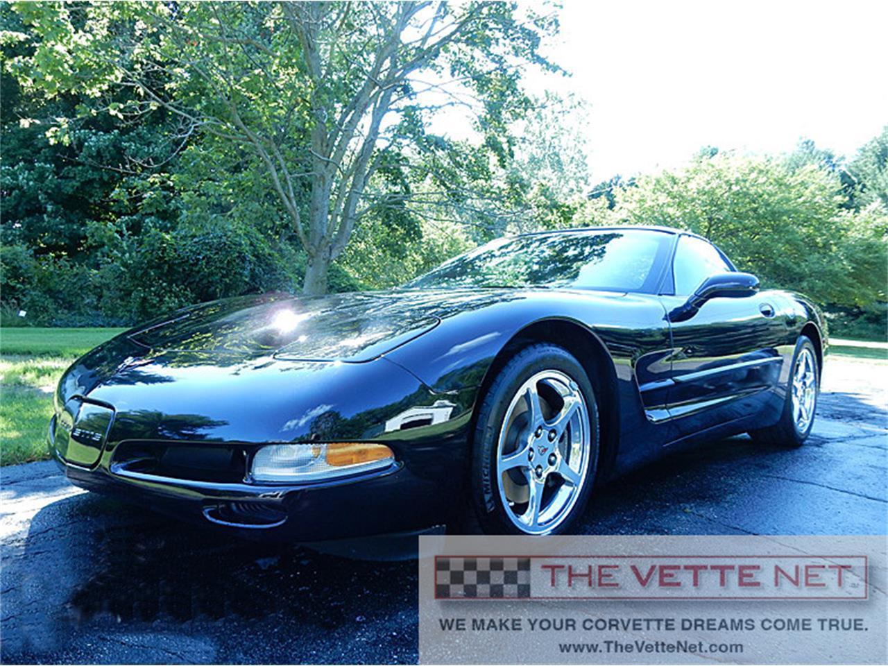 2004 Chevrolet Corvette (CC-1164387) for sale in Sarasota, Florida
