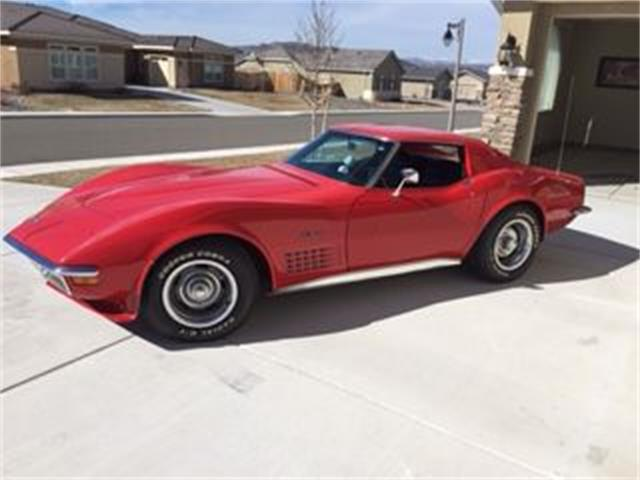 1972 Chevrolet Corvette (CC-1164407) for sale in West Pittston, Pennsylvania
