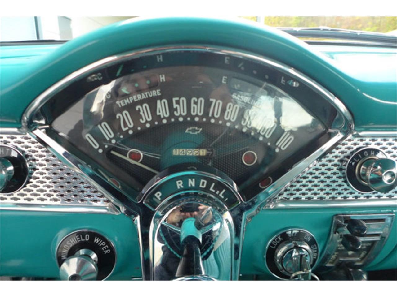 1955 Chevrolet Trim Parts 1020 Full Size Hood Trunk Emblem