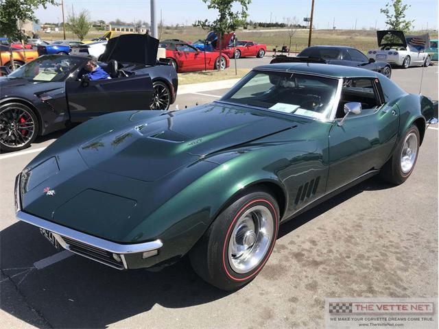1968 Chevrolet Corvette (CC-1164418) for sale in Sarasota, Florida