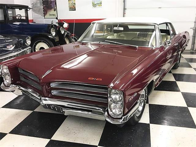 1966 Pontiac Catalina (CC-1164456) for sale in Malone, New York