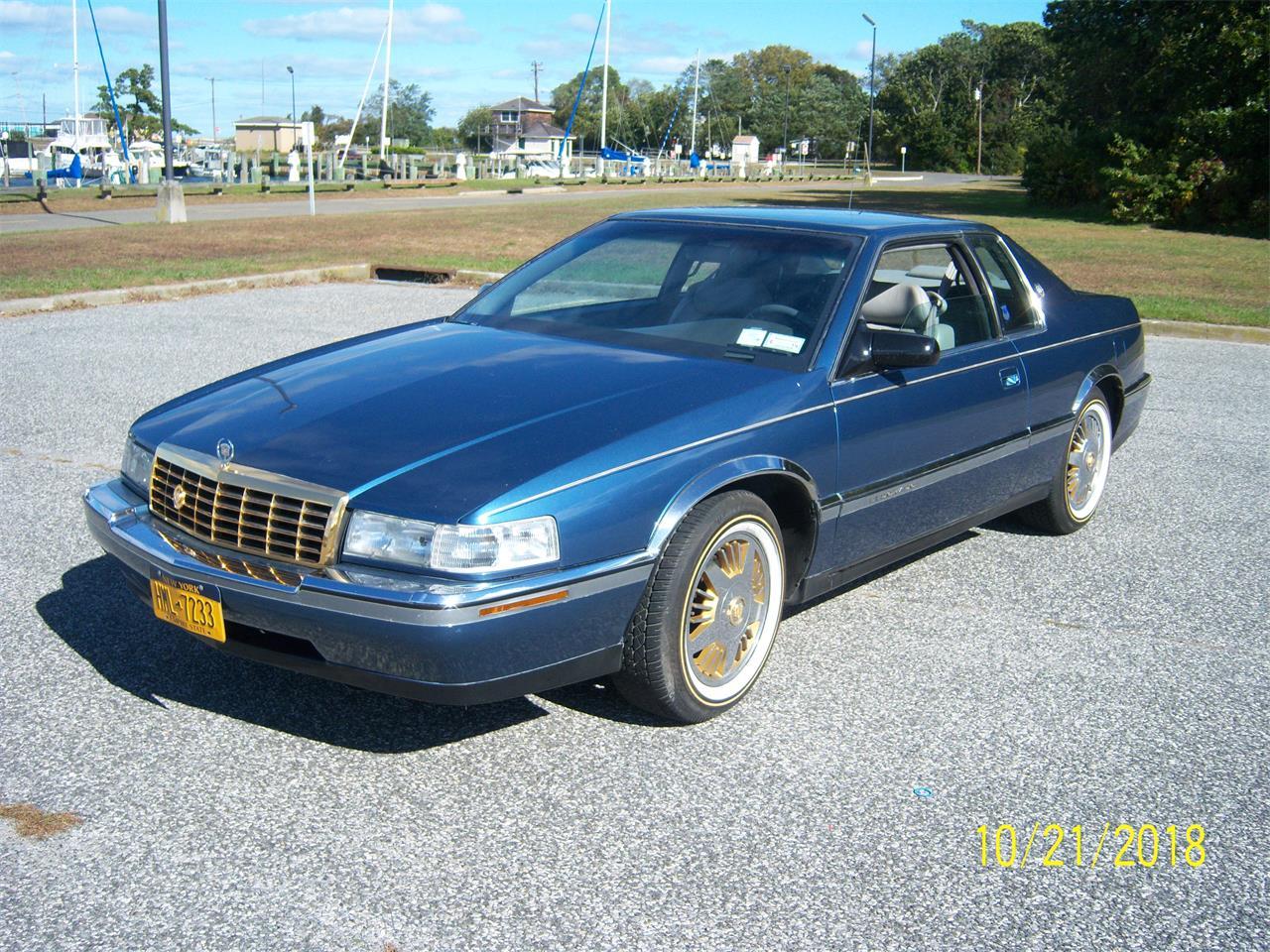 1992 cadillac eldorado for sale classiccars com cc 1164496 1992 cadillac eldorado for sale
