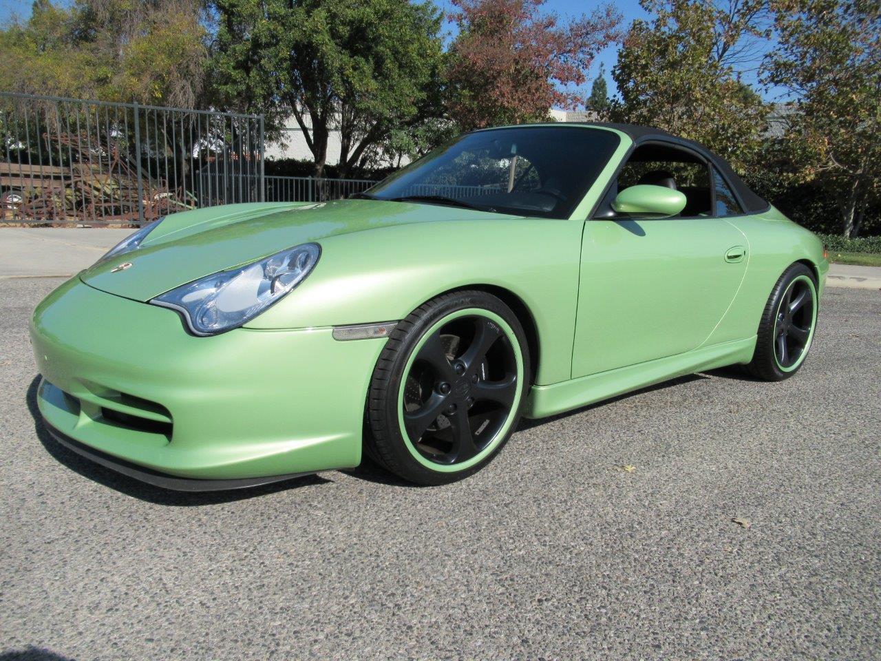 2002 Porsche Carrera (CC-1164535) for sale in Simi Valley, California