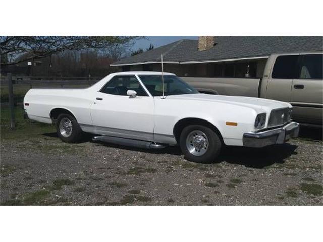 1973 Ford Ranchero (CC-1164732) for sale in Cadillac, Michigan