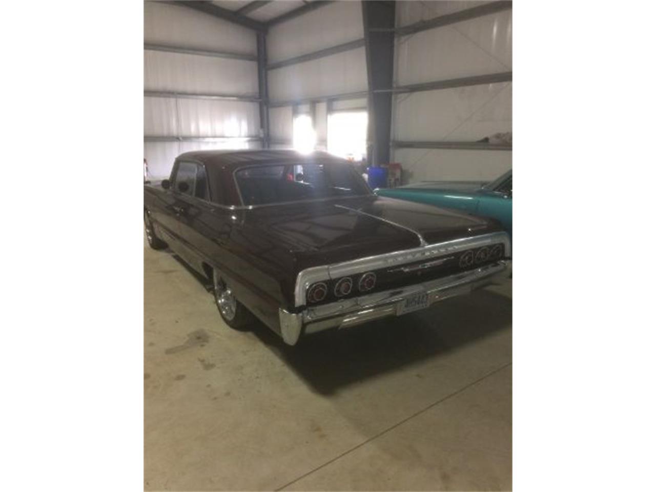 1964 Chevrolet Impala (CC-1164737) for sale in Cadillac, Michigan