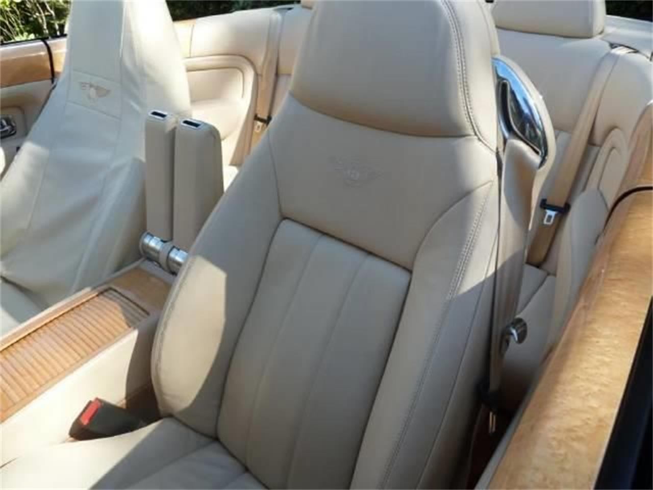 2007 Bentley Azure (CC-1164745) for sale in Cadillac, Michigan