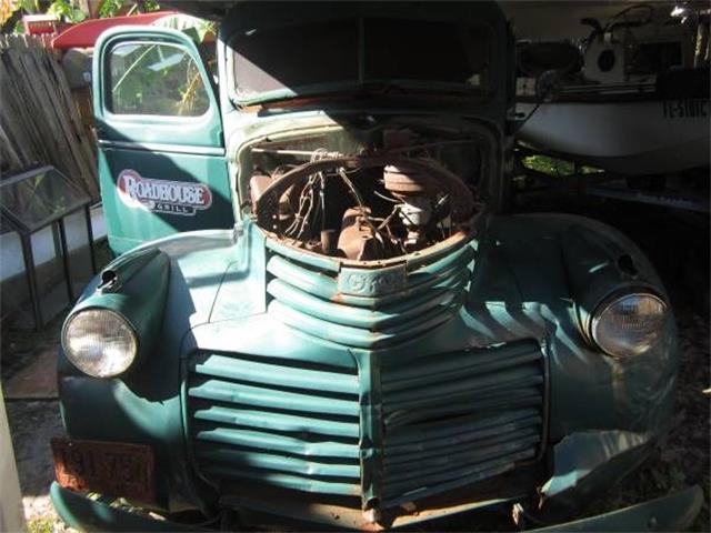 1941 GMC Pickup (CC-1164784) for sale in Cadillac, Michigan