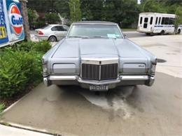 1969 Lincoln Continental (CC-1164793) for sale in Cadillac, Michigan