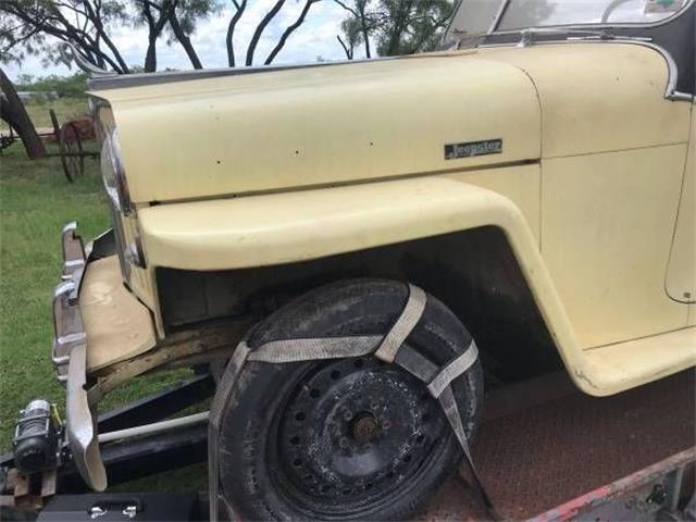 1949 Willys-Overland Jeepster (CC-1164813) for sale in Cadillac, Michigan