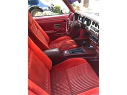 1981 Pontiac Firebird Trans Am (CC-1164817) for sale in Cadillac, Michigan