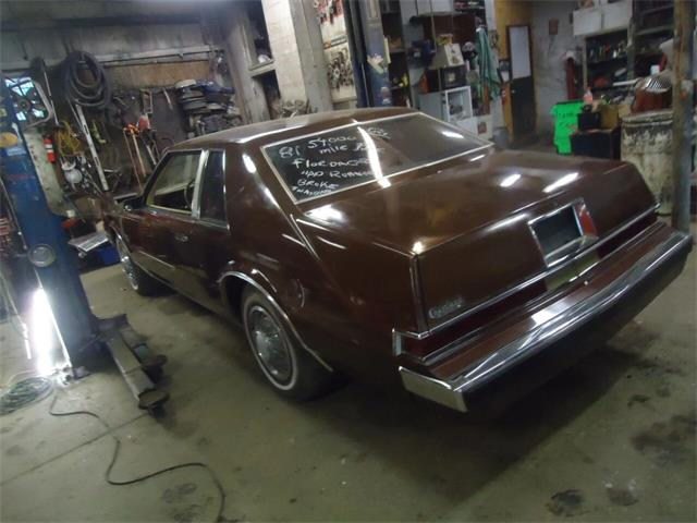 1981 Chrysler Imperial (CC-1164928) for sale in Jackson, Michigan