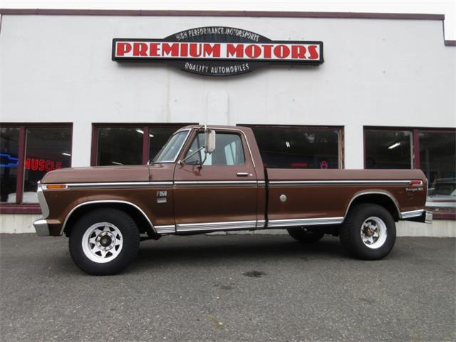 1976 Ford F350 (CC-1164960) for sale in Tocoma, Washington
