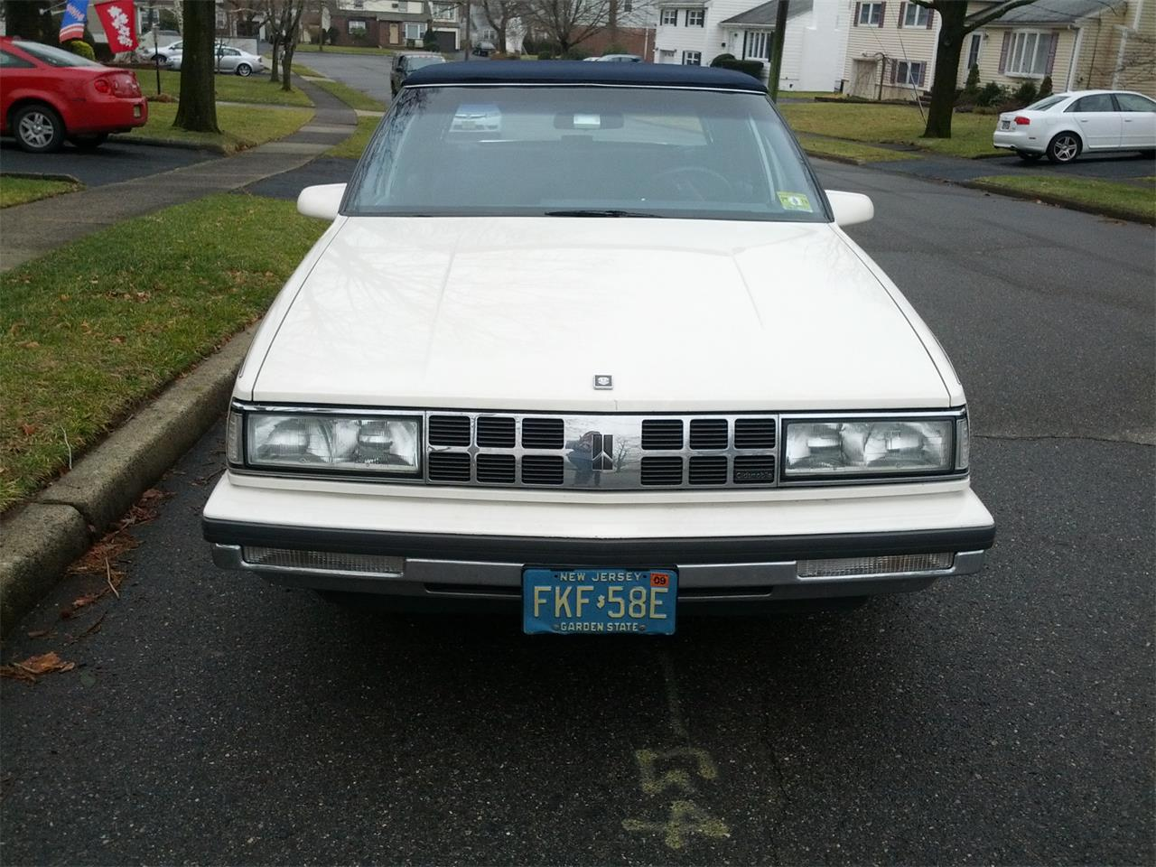1989 Oldsmobile 98 Regency Brougham (CC-1165014) for sale in Fair Lawn, New Jersey